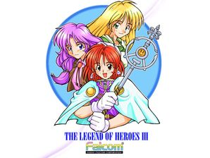 Legend of Heroes I-V