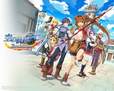 Legend of Heroes - Sora no Kiseki Evolution